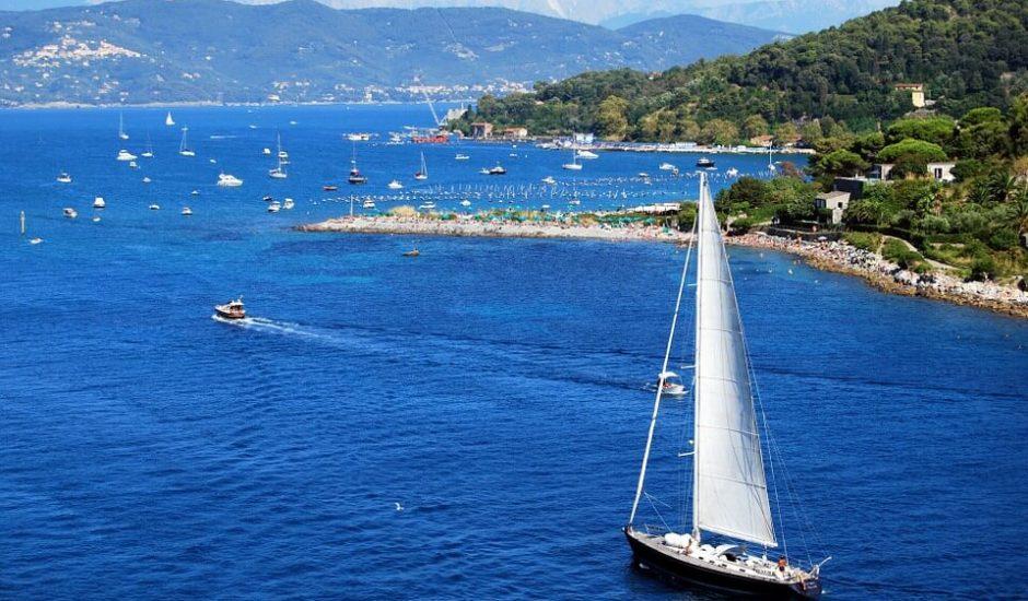 jedna z greckich wysp
